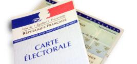 ÉLECTIONS EUROPÉENNES : inscription sur les listes électorales