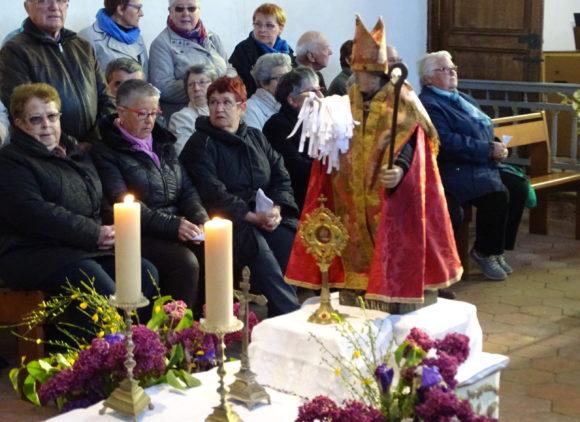 Pèlerinage de la Saint Marcou