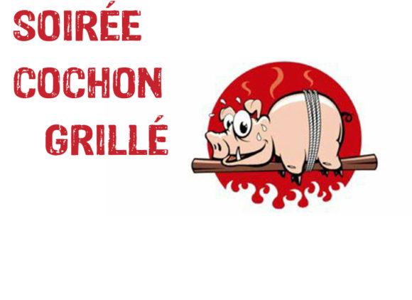 [LE MÉE] Soirée Cochon Grillé