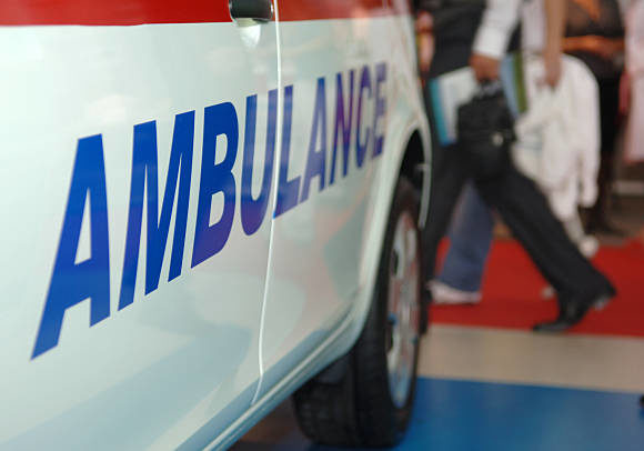 Ambulances Claude Martin