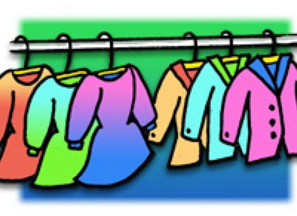 Vide-armoire – Bourse aux vêtements