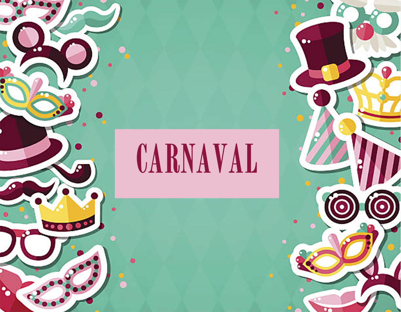 Samedi 24 mars c'est Carnaval