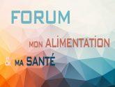 Forum «mon alimentation et ma santé»