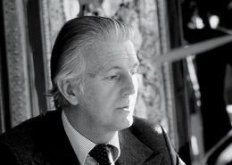 Disparition d'Hubert de Givenchy