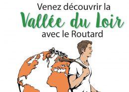 La vallée du Loir a son Guide du Routard