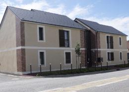 Inauguration de nouveaux logements