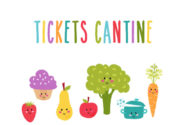 Tickets de cantine