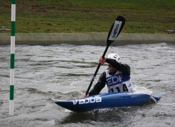 Championnat Départemental de slalom