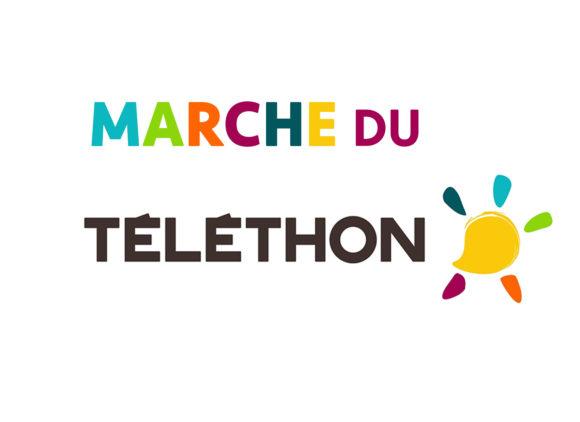 Marche pour le Téléthon