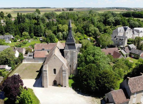[LA FERTÉ] Visite d'un village en Beauce