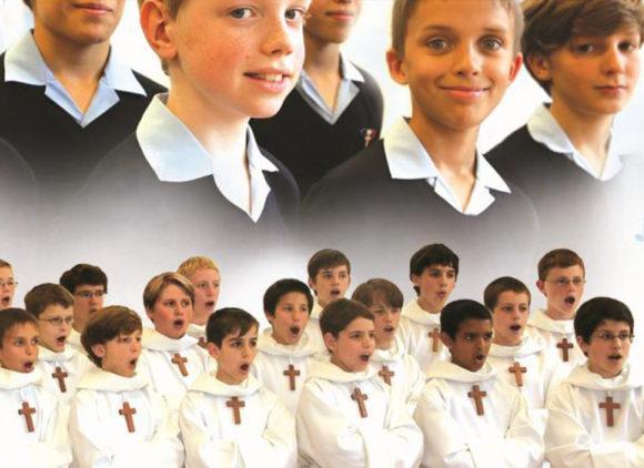 Concert des petits chanteurs à la croix de bois