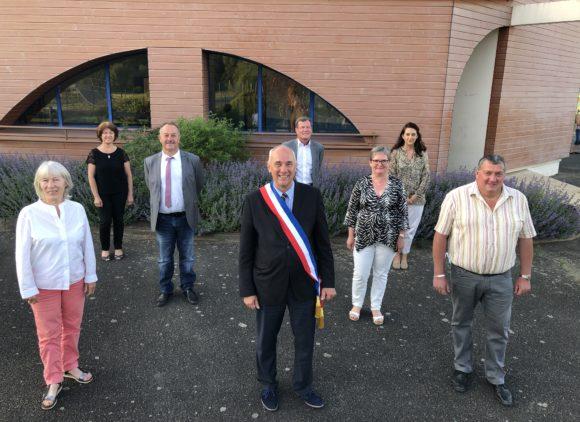 Conseil Municipal de Cloyes les Trois Rivières
