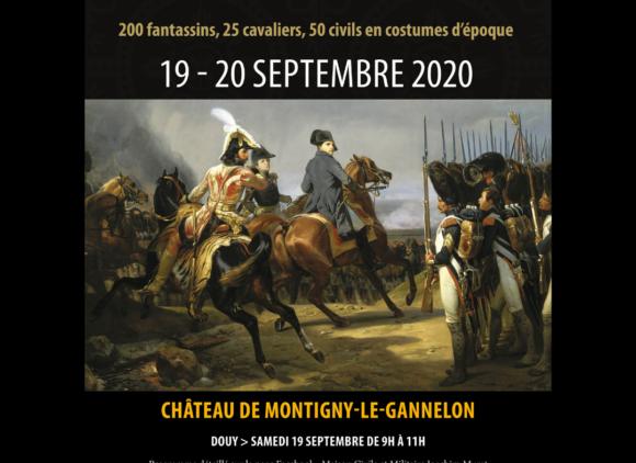 L'EMPIRE A MONTIGNY-LE-GANNELON