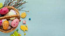 Animation de Pâques avec le Comité des Fêtes de Cloyes-sur-le-Loir