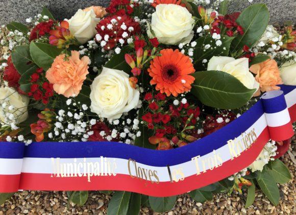 Cérémonie en souvenir des héros et victimes de la déportation